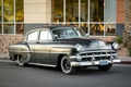 Picture classic, Chevy, 1954, Bel Air, retro