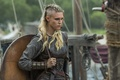 Picture the series, Gaia Weiss, Jaya Weiss, Porunn, The Vikings, Vikings