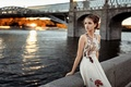 Picture Look, Dress, Promenade, Girl, Anna A Dozen