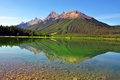 Picture summer, lake, mountains, landscape, nature