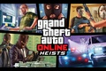 Picture robbery, criminals, rockstar, the Bank, gta 5, grand theft auto heists