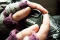 Picture macro, nikon, gloves