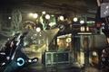 Picture Adam Jensen, Deus Ex: Mankind Divided, adam jensen, cyberpunk, hacking, hacking, Square Enix, cyberpunk, Eidos ...