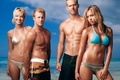 Picture Jessica Alba, Into the Blue, Paul Walker, Scott Caan, Welcome to Paradise, Ashley Scott