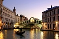 Picture Venice, bridge, Italy