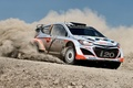 Picture Neuville, Mexico, WRC, Rally, i20, Dust, Hyundai