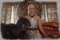 Picture girl, dragon, art, A Song of Ice and Fire, Game Of Thrones, A song of ...