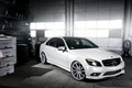 Picture frontside, Mercedes Benz, AMG, C63, wheels
