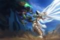 Picture starcraft, diablo, archangel, Zeratul, Tyrael, Heroes of the Storm, Archangel of Justice