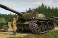 Picture The red army, assault gun, heavy, SU-152, SAU, figure, Soviet, the second world, self-propelled artillery
