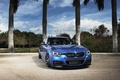Picture blue, tuning, The 3 series, BMW, F30, blue, BMW