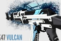 Picture Background, Vulcan, Valve, Weapons, Skin, Global Offensive, Workshop, Weapon, Gun, CS:GO, Steam, Counter Strike, AK-47