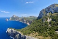 Picture sea, the sky, nature, rocks, Spain, Mallorca, Cape Formentor