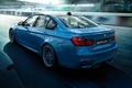 Picture sedan, 2015, F80, BMW, BMW