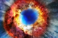 Picture colors, cosmos, many