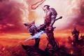 Picture Heroes, Warrior, War