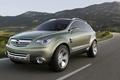 Picture crossover, Opel, Antara