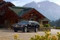 Picture suburban, chevrolet, mountains, Chevrolet, Chevy