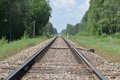 Picture railway track, nature, rail journey