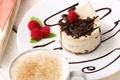Picture chocolate, cake, dessert, sweet, Malinka