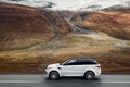 Picture Overfinch, the view from the top, mountains, speed, movement, Range Rover, Sport, track, valley