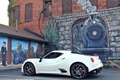 Picture wall, figure, the engine, Alfa Romeo, Alfa Romeo 4C