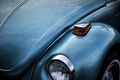 Picture machine, background, beetle blue