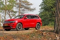 Picture Metallic, Grand Cherokee, Jeep, 2013, Red, Car, SRT
