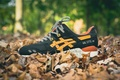 Picture yellow, grey, black, sneakers, Gel Lyte 3, Asics