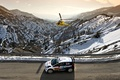 Picture Ford, Helicopter, Ford, Fiesta, WRC, Rally, Monte Carlo, There Miss, Rally