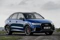 Picture blue, Audi, crossover, Audi