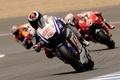 Picture Motorcycle, Racer, Three, Turn, MotoGP, Speed, Yamaha, Road, Sport, Moto