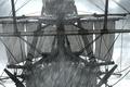 Picture Assassin's Creed IV: Black Flag, ship, storm, Ubisoft, rain