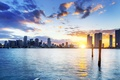 Picture FL, florida, Miami, miami, sunset