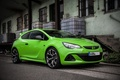 Picture Opc, Astra, Opel, Green