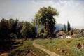 Picture picture, Krysinski, Farm