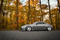 Picture grey, tuning, 350z, Nissan, profile, nissan, tuning, stance