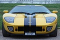 Picture GT, yellow, front, Ford, view