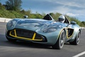 Picture CC100, front view, machine, Speedster Concept, Aston Martin, the concept