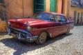Picture retro, old, car, Wallpaper, machine, Chevrolet, Cuba, Havana