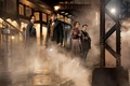 Picture Warner Bros. Pictures, Katherine Waterston, Fog, Boys, Beautiful, Newt Scamander, Them, Beasts, Porpentina, EXCLUSIVE, Jacob, ...