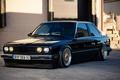 Picture BMW, black, 325si, black, BMW, e30