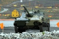 Picture Sprut-SD, test, 2С25, object 952, Russian airborne self-propelled anti-tank gun