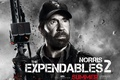 Picture The Expendables 2, Booker, Chuck Norris, Chuck Norris, The expendables 2