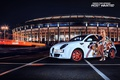Picture blonde, white, Alfa Romeo, Parking, nfs, most wanted, smotra, Mito