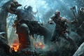 Picture Warrior, Sony, Kratos, Kratos, God Of War, 2017, Spartan, Jose Daniel Cabrera Peña