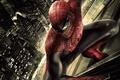 Picture machine, skyscraper, costume, the amazing spider-man, amazing spider man