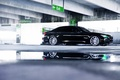 Picture BMW, wheels, side, Black, vossen, 750LI