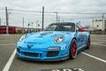 Picture red, wheels, porsche, gt3, blue