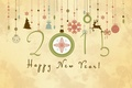 Picture decoration, figure, new year, holiday, 2015